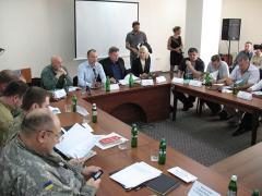 У Сєвєродонецьку пройшло виїзне засідання комітету ВРУ з питань запобігання і протидії корупції