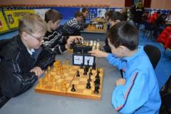 В Северодонецке в шахматы и шашки соревновались люди с ограниченными физическими возможностями