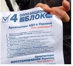 Русская весна в Киеве или кому выгодны массовые акции протеста в столице Украины