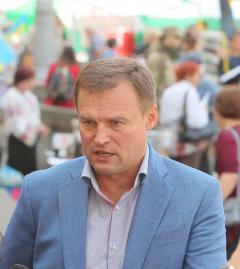 """""""Батьківщина"""" підтримала ідею Аграрної партії щодо референдуму з приводу ринку землі, - Віталій Скоцик"""
