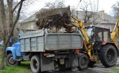 Заключительный этап всеукраинской акции «За чисте довкілля» пройдет 25 апреля