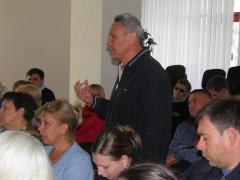 Проведені громадські слухання: «Підсумки виконання бюджету охорони здоров'я за 2015 рік по Луганській області»