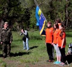 У Сєвєродонецьку відбулася військово-патріотична гра «Сокіл»