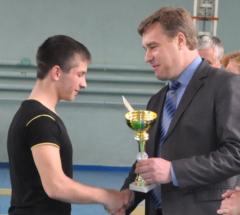 В Сєвєродонецькому вищому професійному училищі провели військово-спортивну гру «Сокіл»