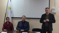 Луганскую областную организацию Союза юристов Украины возглавил Вадим Горан