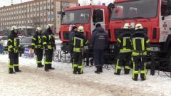 Автопарк спасателей Луганщины пополнили 10 новых спецавтомобилей