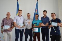Юрій Гарбуз відзначив обласними стипендіями провідних та перспективних спортсменів Луганщини