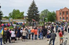 За 800 метрів від терористів пройшов масштабний український фестиваль