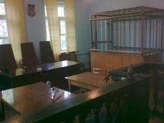Заседание суда в Северодонецке не состоялось: судья ушел от фотокамер
