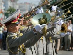 Підтримати сєвєродончан приїде Духовий оркестр