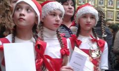 У Сєвєродонецьку до Дня святого Миколая показали постанову за участі дітей із всієї області