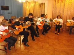 """У Центрі дитячої та юнацької творчості відбувся концерт """"Осінній  настрій"""""""