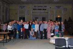 Юрій Гарбуз зустрівся із колективом Луганського обласного академічного українського музично-драматичного театру