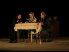 Премьера в Луганском украинском драматическом театре