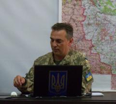 За сутки боевики 13 раз обстреляли позиции Вооруженных сил Украины