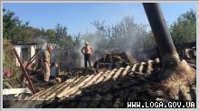На Луганщині вперше за три місяці обстріляли Тошківку