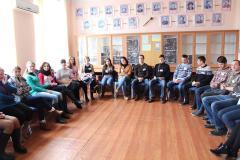 В рамках Студенческой недели в Северодонецке состоялся тренинг по репродуктивному здоровью молодежи