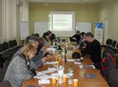 Северодонецкие активисты познакомились с новым антикоррупционным законодательством