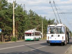 КП «Северодонецкое троллейбусное управление» сообщает о намерении повысить стоимость проезда в троллейбусе