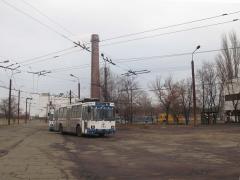 Тука завітав до Сєвєродонецького тролейбусного депо у день його заснування