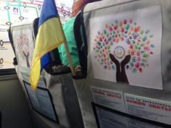 «Громадянський тролейбус» в Сєвєродонецьку