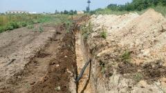 Поблизу кордону з РФ виявлено нелегальний трубопровід