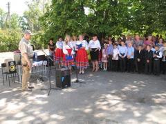 Георгій Тука відкрив сільську школу