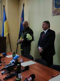 Порошенко назначил Гарбуза председателем Луганской ОГА