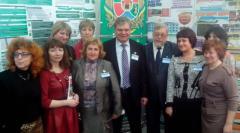 Освітяни Луганщини отримали гран-прі, «золото» і «срібло» міжнародної виставки