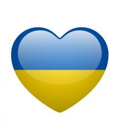 """6 квітня - флешмоб """"З Україною в серці"""""""