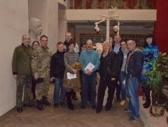 Проект «Український простір» на Луганщине