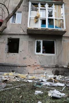 Ситуація у місті Щастя взята під особистий контроль керівником області Юрієм Гарбузом