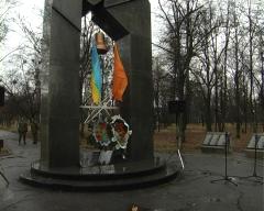 У Лисичанську відбулися урочистості з нагоди Дня вшанування учасників ліквідації наслідків аварії на Чорнобильській АЕС