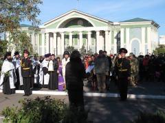 У Сєвєродонецьку пройшли урочистості до Дня захисника України