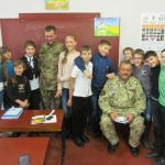 Патриотический урок-встреча «Мы — граждане Украины» в школе №14