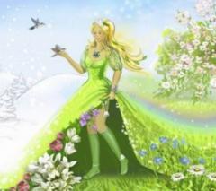 """Конкурс рисунка """"Весна іде красу несе """""""