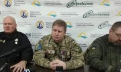 Начальник штаба на пресс-конференции рассказал об истинных целях блокады торговли с ЛДНР