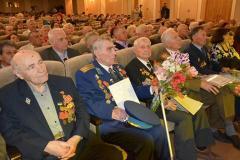 Сьогодні відначила своє 30-річчя Сєвєродонецька громадська організація ветеранів війни і труда
