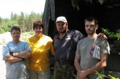 Виктория Кононова: «Попала в плен в день освобождения и вывезла из логова боевиков национальный флаг»