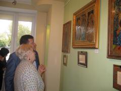 В галерее искусств открылась уникальная выставка