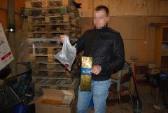 На Луганщині правоохоронці ліквідували підпільний цех з виготовлення контрафактної горілчаної продукції