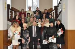 В Сєвєродонецьку нагородили волонтерів