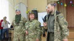 Открытый урок волонтерства прошел в Северодонецком коллегиуме