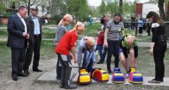 В Северодонецке создали школу вожатых
