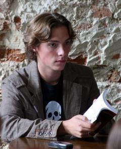Творча зустріч з українським письменником Андрієм Любко