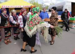 В Северодонецке прошла ярмарка, посвященная Пасхе