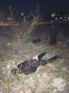 В Северодонецке задержаны грабители АЗС