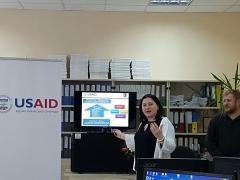 В Лисичанске открыта система автоматизации услуг по регистрации граждан по месту проживания