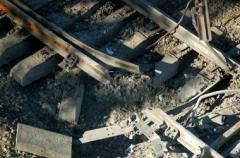 Вблизи Волновахи и Попасной боевики взорвали железнодорожные пути