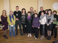 """""""Жива бібліотека"""" в Сєвєродонецьку"""